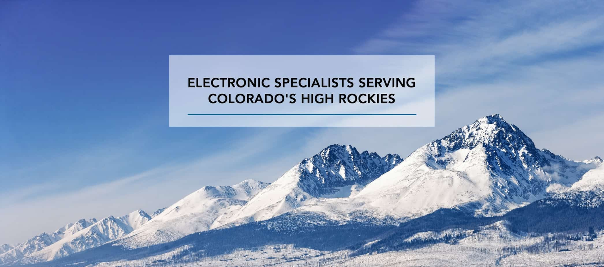 Colorado audio install, home automation, home theatre, lighting control, home audio, installation, service, smart home